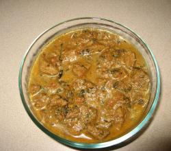 Lamb Korma
